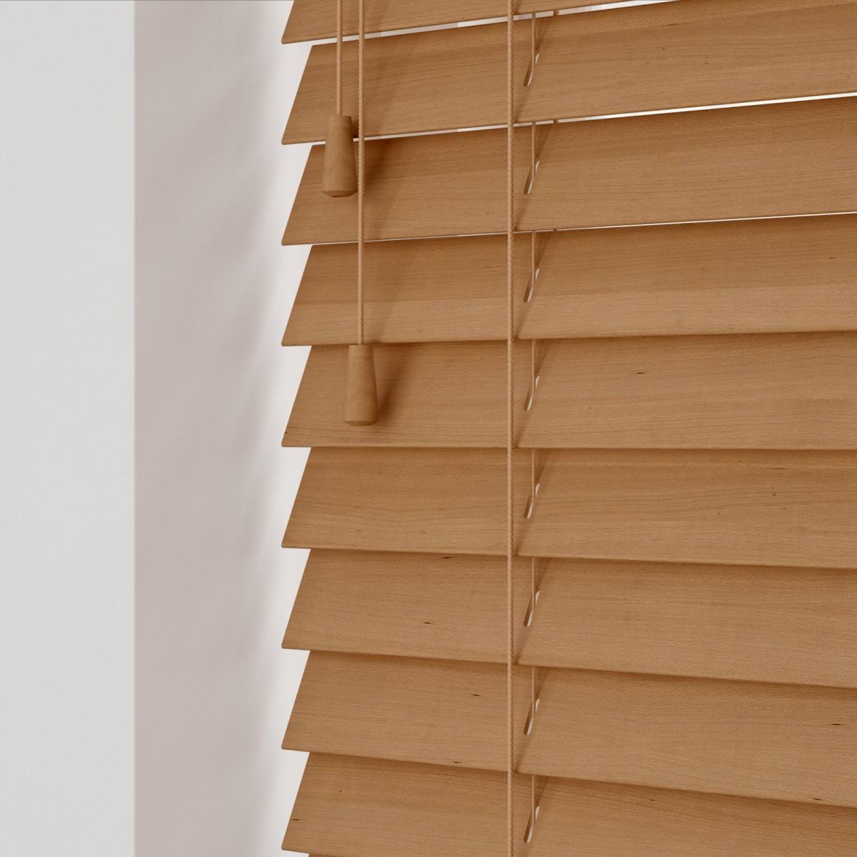 50mm Decora Wooden Venetian Blind